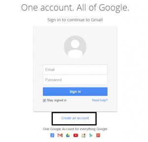 Permalink to Cara Membuat Email Baru di Gmail Dengan Mudah