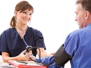 cek tekanan darah
