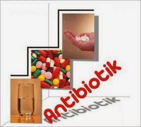 bahaya pemberian antibiotik