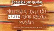 Permalink to Apa Hukum Menuntut ilmu bagi setiap Muslim?